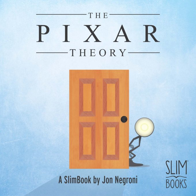 pixar theory book