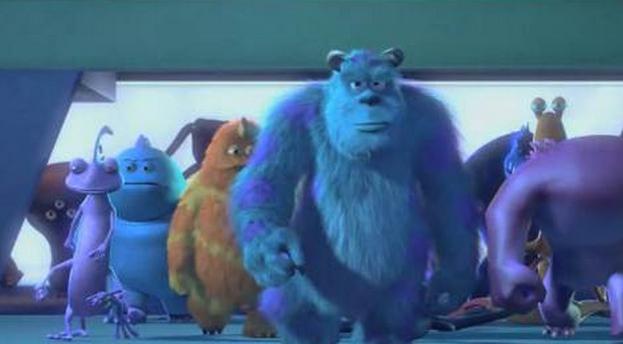 Pixar Theory