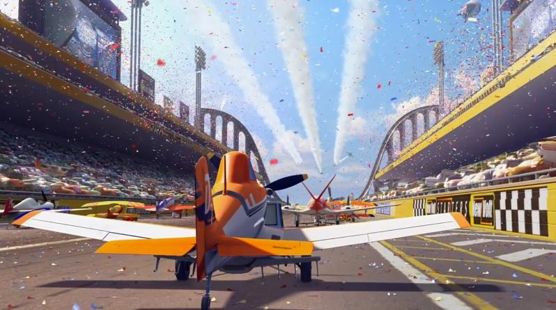 planes pixar theory