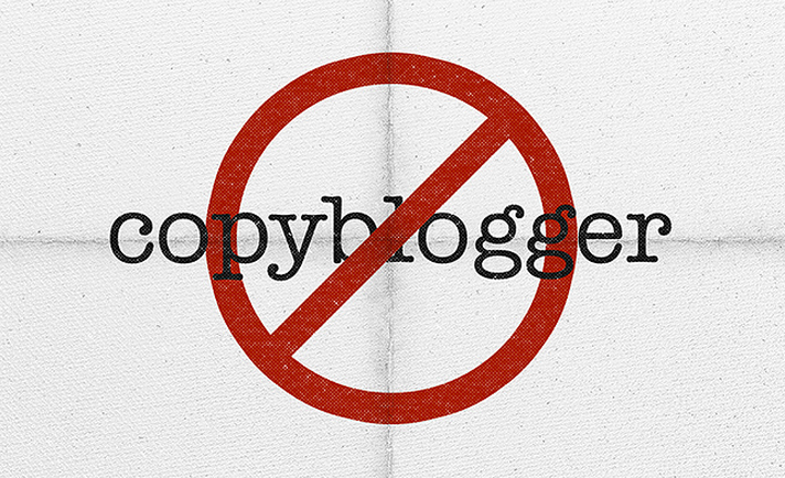 My favorite post on Copyblogger, written by Ramsay Taplin