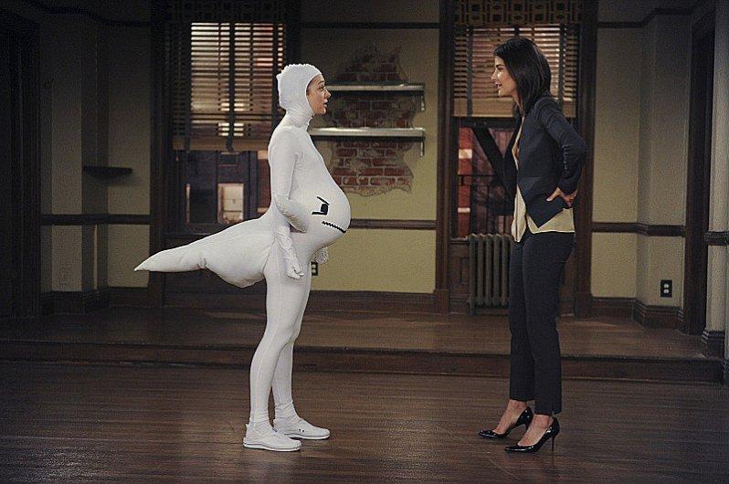 Lily-dresses-White-Whale-Halloween-despite-cute