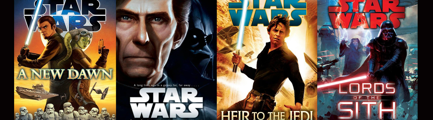 Make Way For The New 'Star Wars' Canon With These Expanded ...