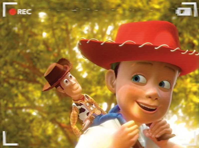 Andy dad toy story