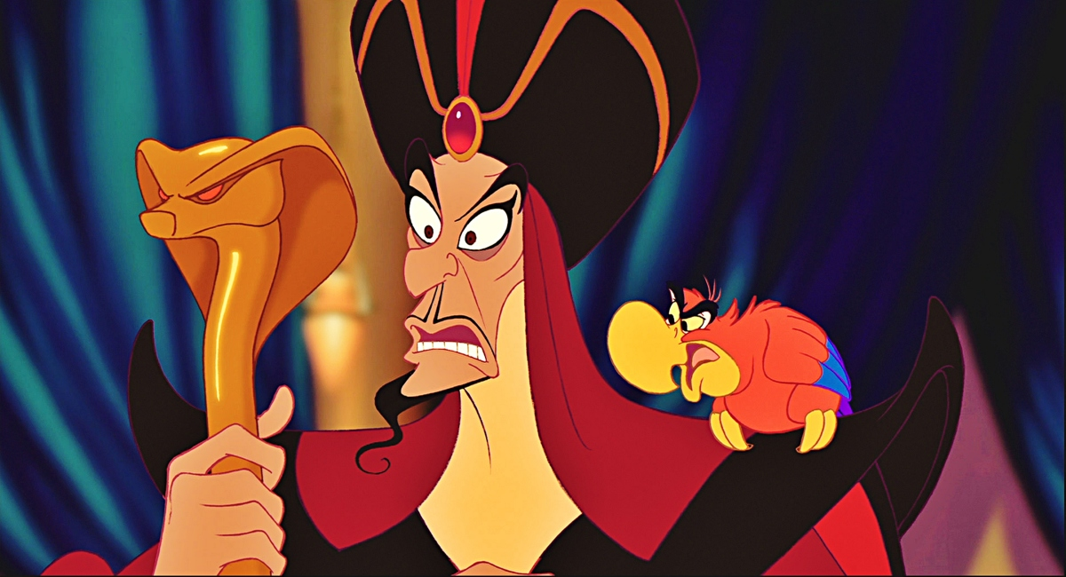 What if Jafar Was Good All Along? – Jon Negroni
