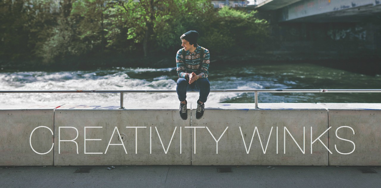creativity winks