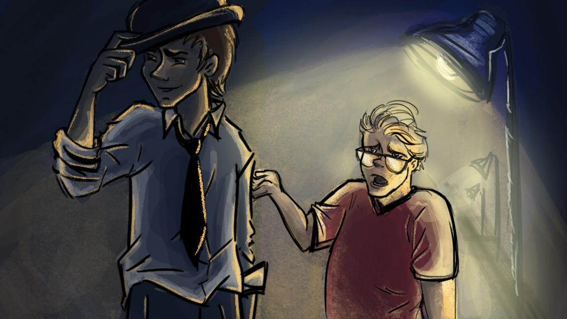 pixar detective