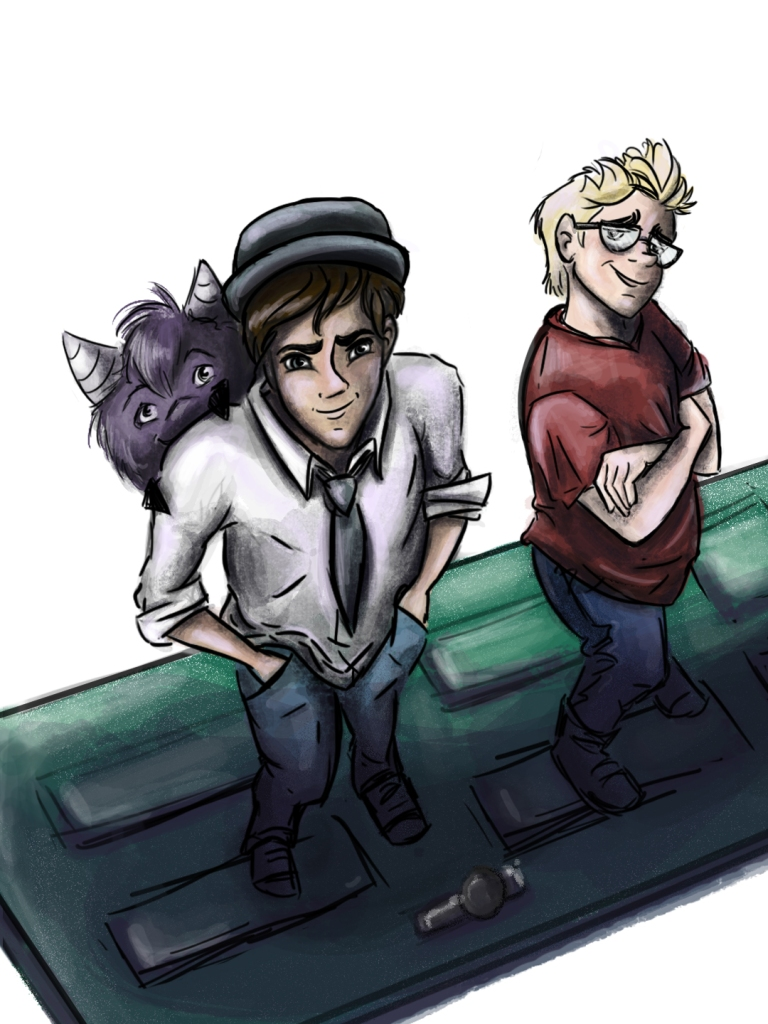 pixar detective part 1 cover