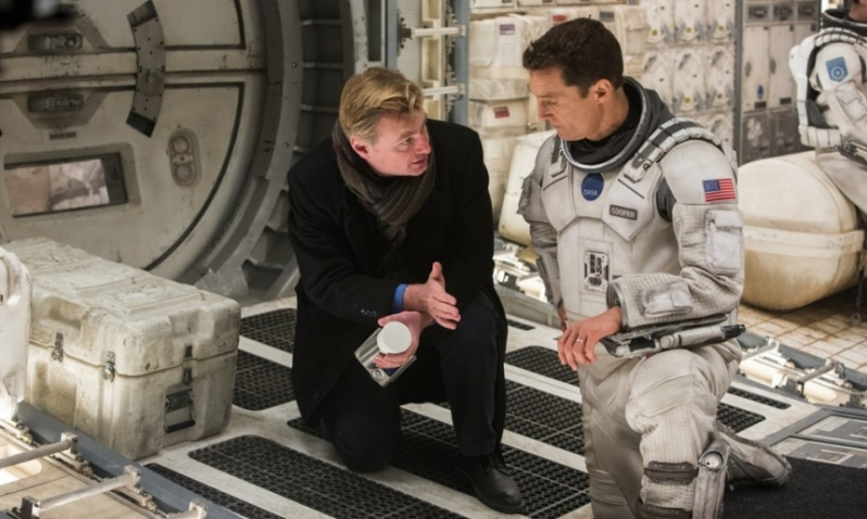 Christopher Nolan credits