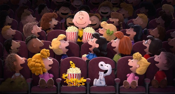 new peanuts movie