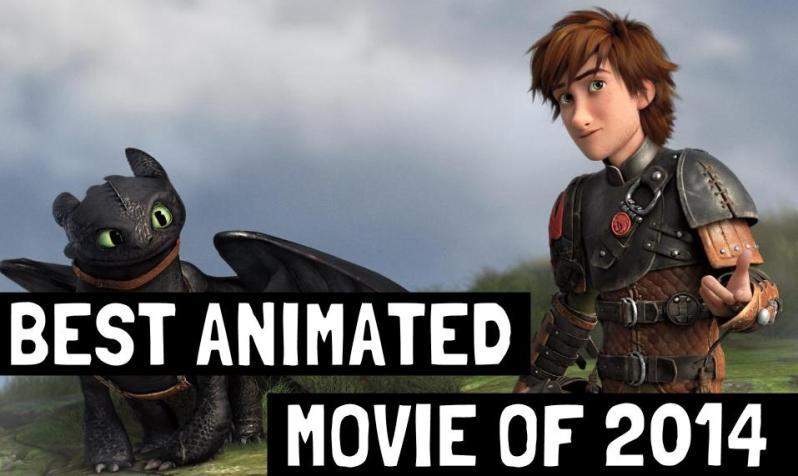Best animated movie of 2014