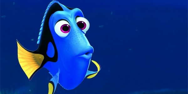 finding dory story