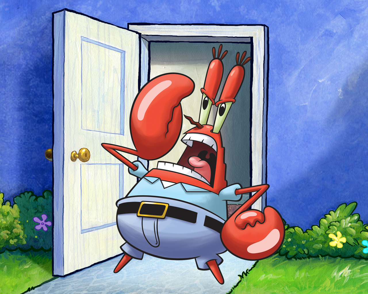 The Krabs Theory: Who's Really the Mother of Pearl? - Jon ...
