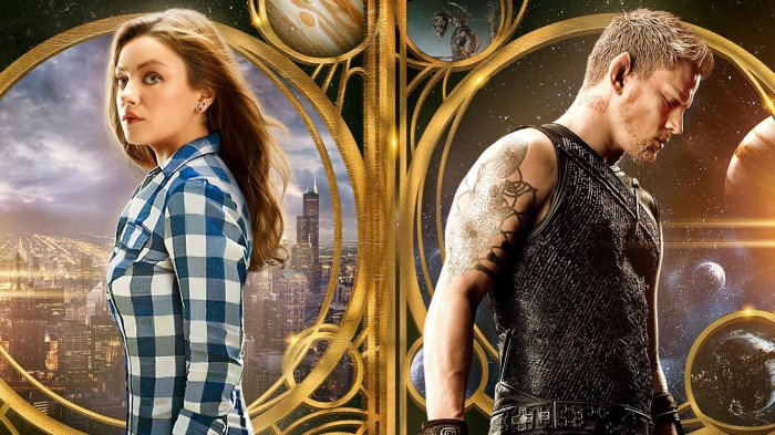 jupiter ascending video review