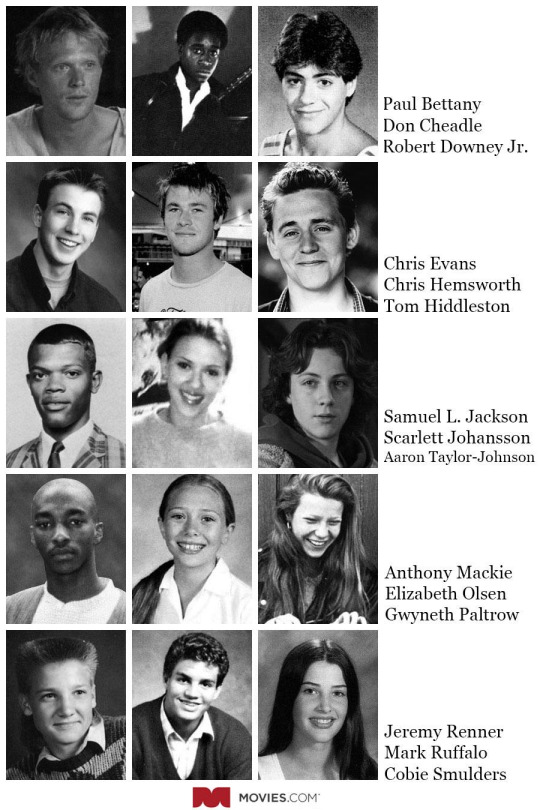 avengers high school