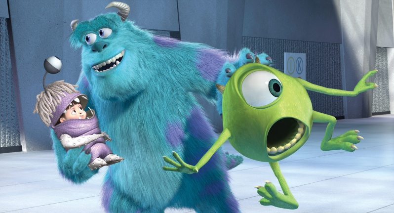 Differences Between Mike Sully And Randall From Monsters Inc: Did Andy From 'Toy Story' Have His Own Monster?