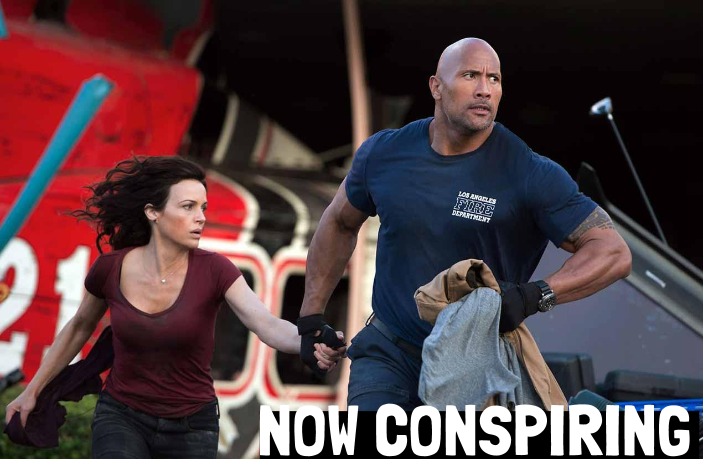 san Andreas aloha movie news podcast