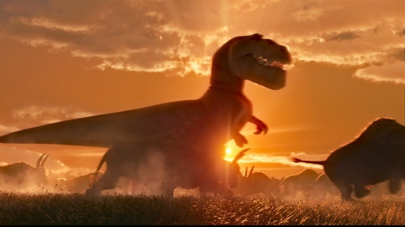 good dinosaur teaser