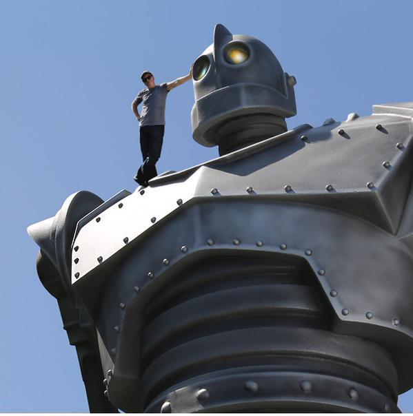 iron giant rerelease