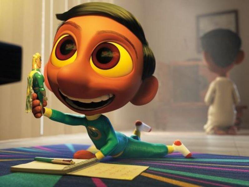 pixar sanjay