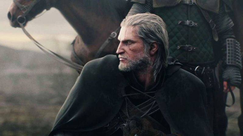 the witcher franchise