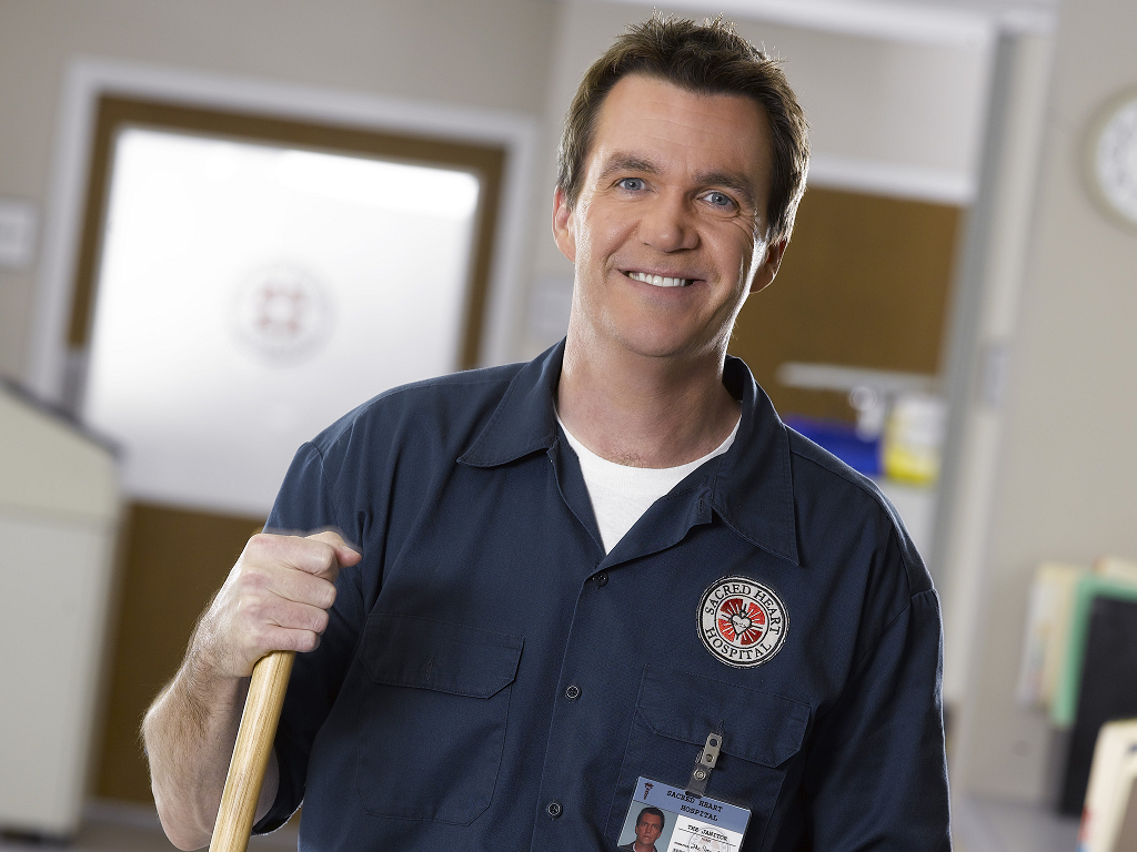 the true of the janitor from scrubs jon negroni