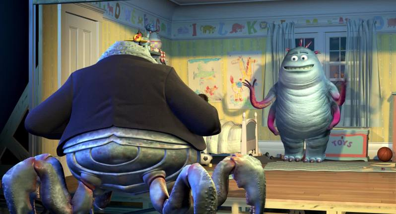 business ethics on monsters inc Monsters inc in this movie, the main concept is scarcitythe monsters own an energy company that has always used the energy produced by children's screams (caused by the monsters in their closets scaring them.