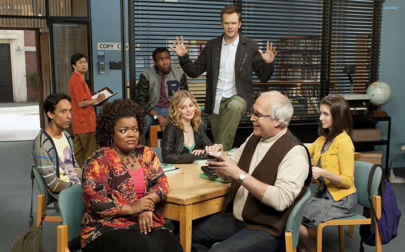 community the office
