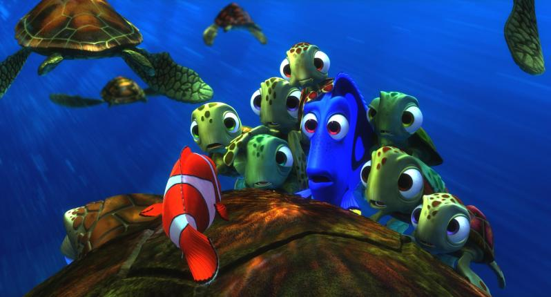 finding nemo hate