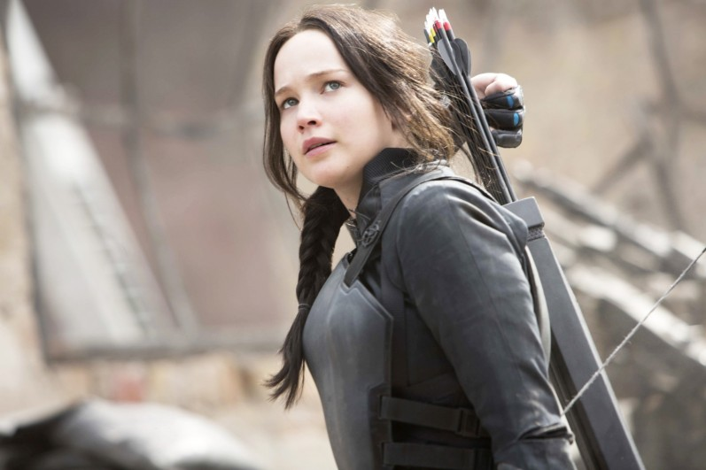 hunger games mockingjay review