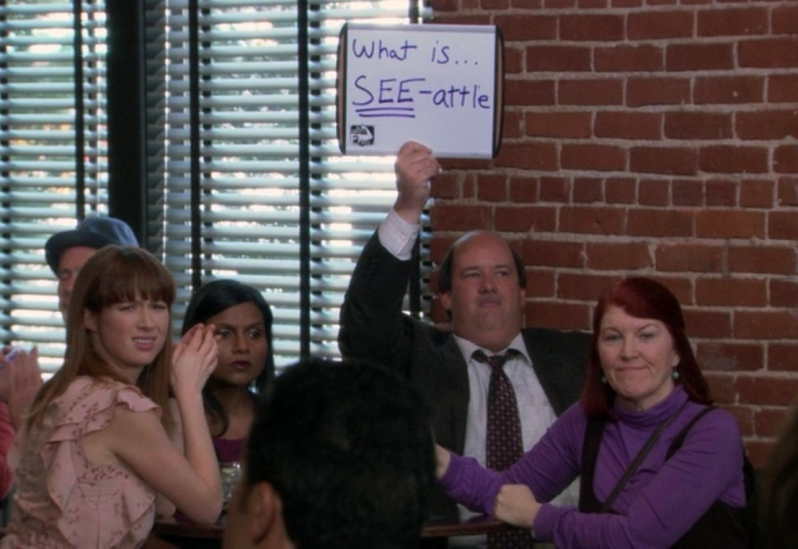 the office community