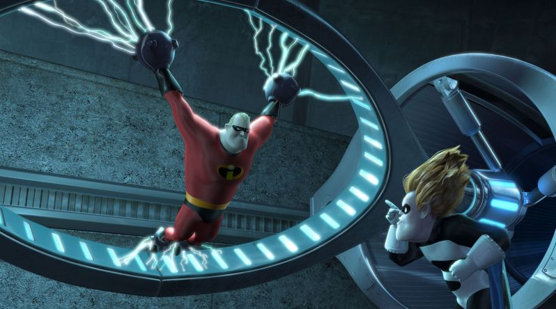 incredibles theory