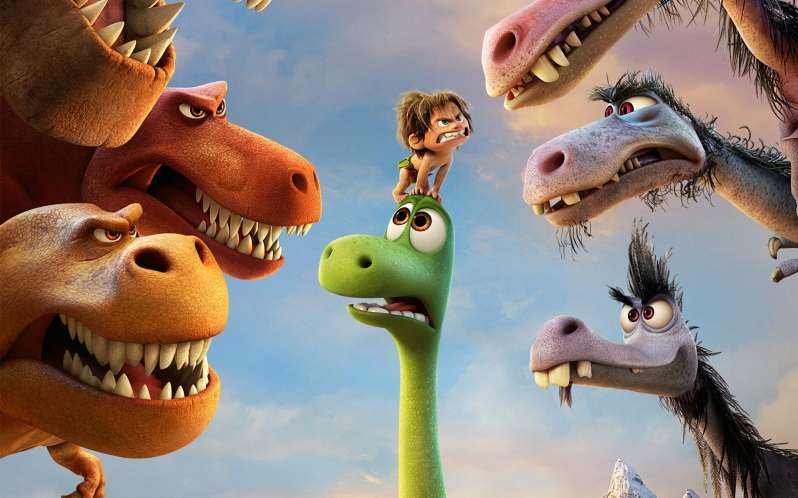 the good dinosaur pixar theory