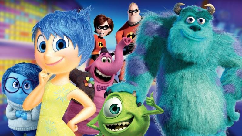 the ultimate pixar movie � jon negroni