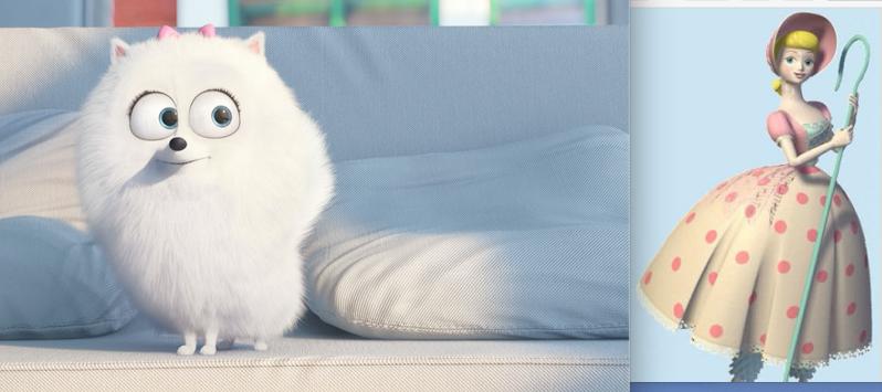 toy story secret life of pets