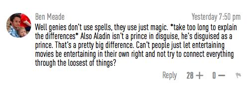 aladdin beauty and the beast