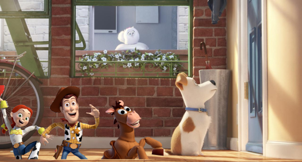 secret life of pets toy story