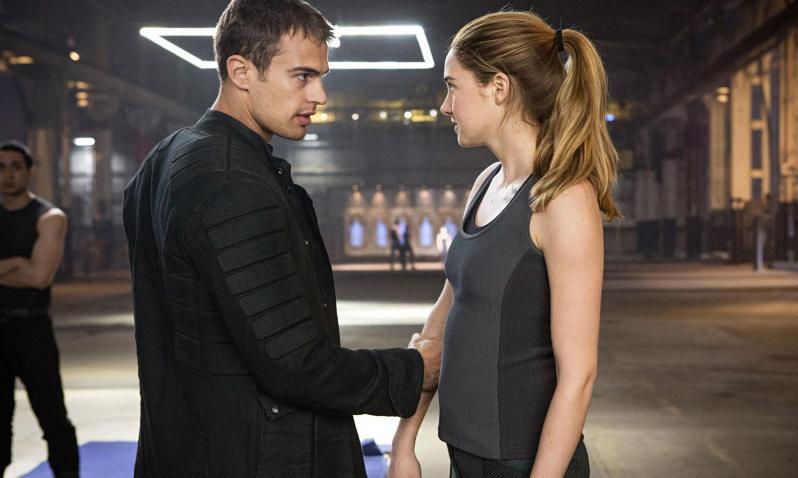 Divergent terrible good