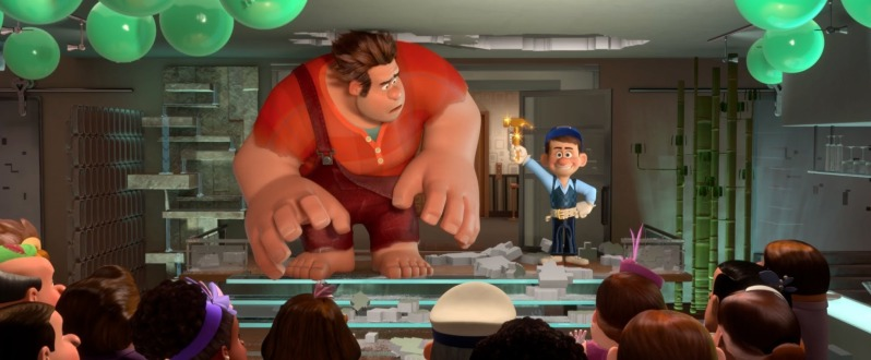 wreck-it ralph best disney