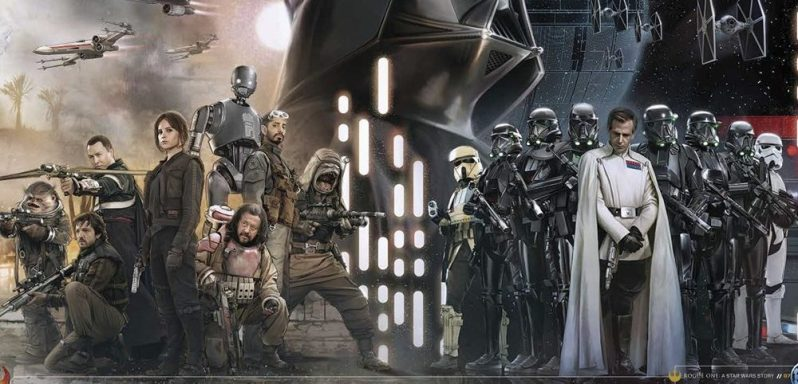 rogue one new