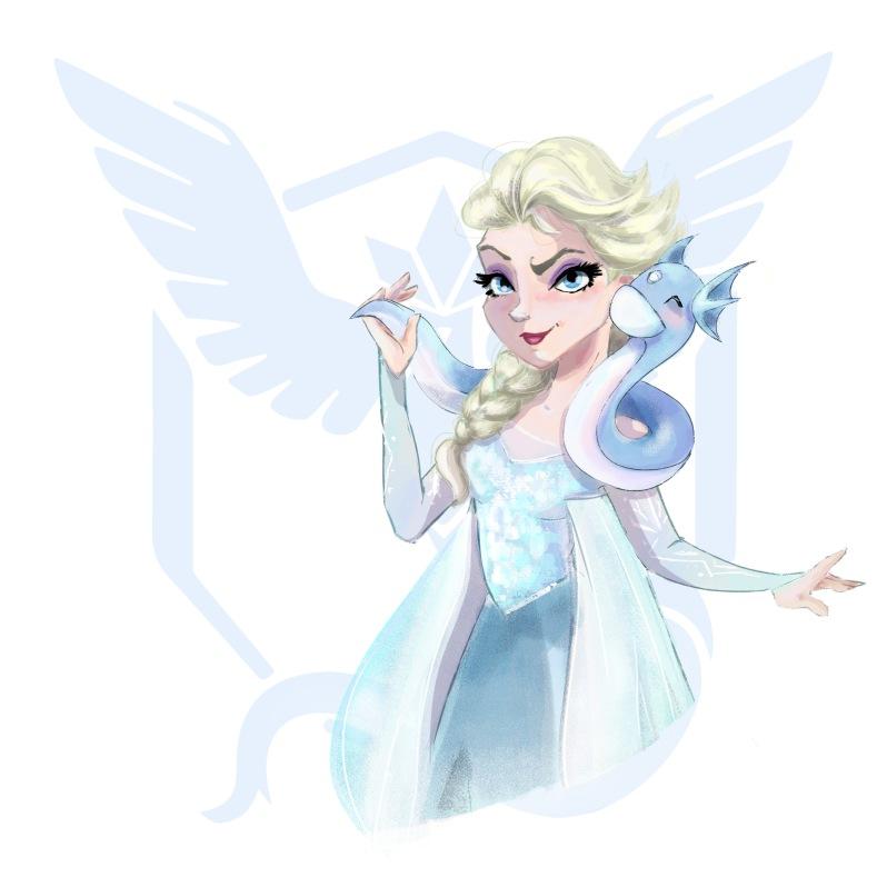 princess pokemon go